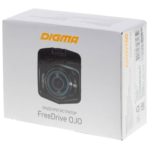 Видеорегистратор Digma FreeDrive OJO