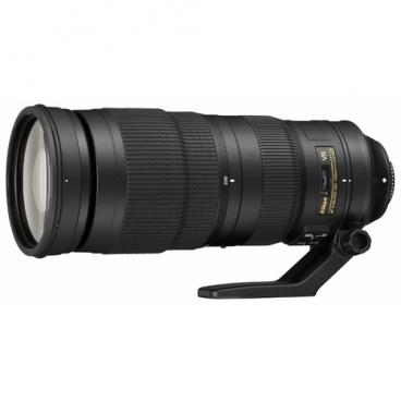 Объектив Nikon 200-500mm f/5.6E ED VR AF-S Nikkor