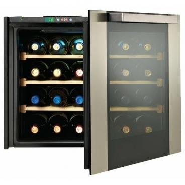 Встраиваемый винный шкаф indel B BI24 Home Plus