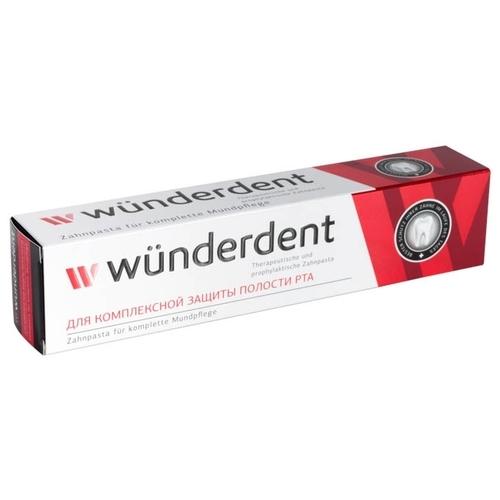 Зубная паста Modum Wunderdent для комплексной защиты полости рта