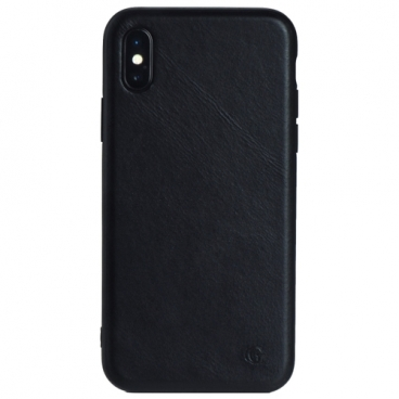 Чехол Gurdini Premium Leather для Apple iPhone X/Xs