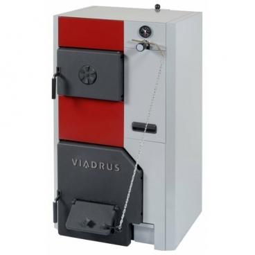 Твердотопливный котел Viadrus Hercules U24 5 37 кВт одноконтурный
