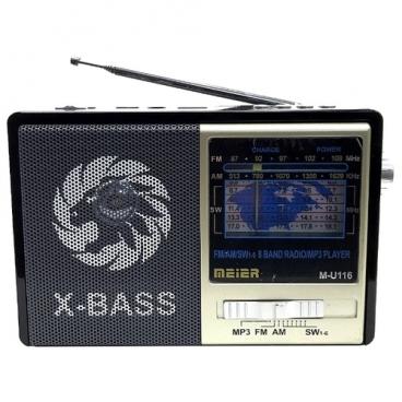 Радиоприемник Meier Audio M-U116