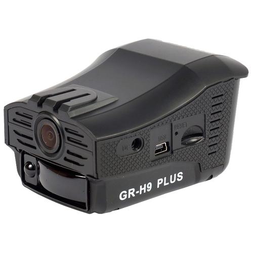 Видеорегистратор с радар-детектором Subini GR-H9 PLUS, GPS