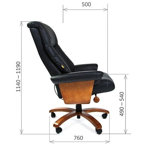 Компьютерное кресло Chairman 400 для руководителя