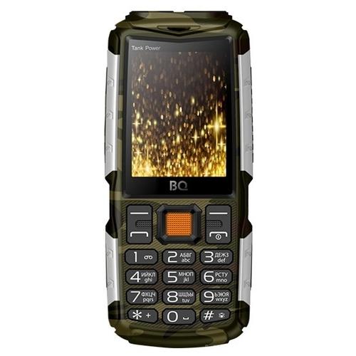 Телефон BQ 2430 Tank Power