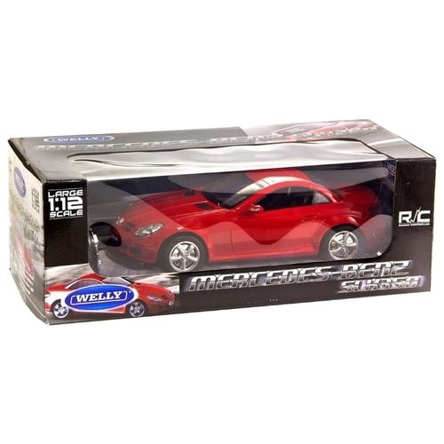 Легковой автомобиль Welly Mercedes-Benz SLK 350 (82002) 1:12