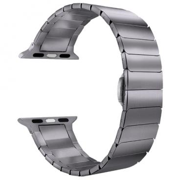 Lyambda Ремешок из нержавеющей стали Canopus для Apple Watch 38/40 mm