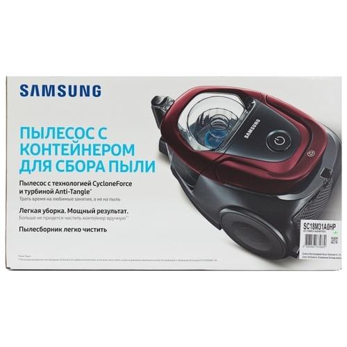 Пылесос Samsung VC18M31A0