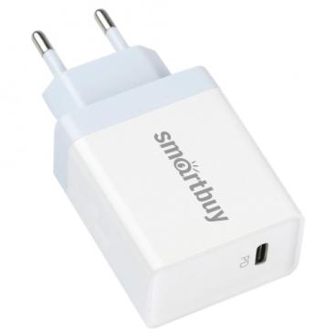 Сетевая зарядка SmartBuy Flash SBP-1018C