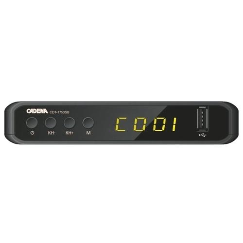 TV-тюнер Cadena CDT-1753SB