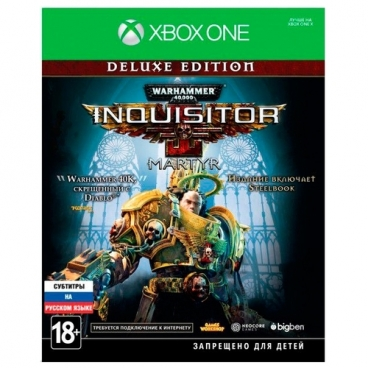 Warhammer 40,000: Inquisitor – Martyr Deluxe Edition