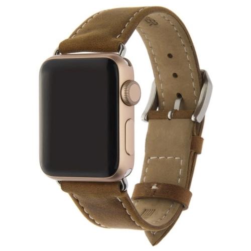 INTERSTEP Ремешок CLASSIC для Apple Watch 38/40 мм, натуральная кожа