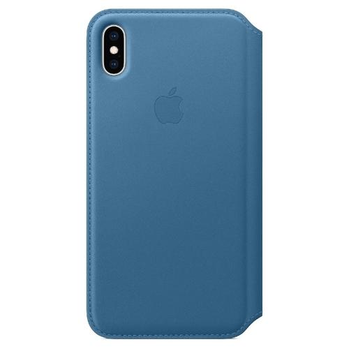 Чехол Apple Folio кожаный для Apple iPhone XS Max