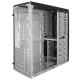 Компьютерный корпус ExeGate CP-604 450W Black