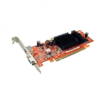 Видеокарта ASUS Radeon X300 SE 325Mhz PCI-E 128Mb 400Mhz 64 bit TV