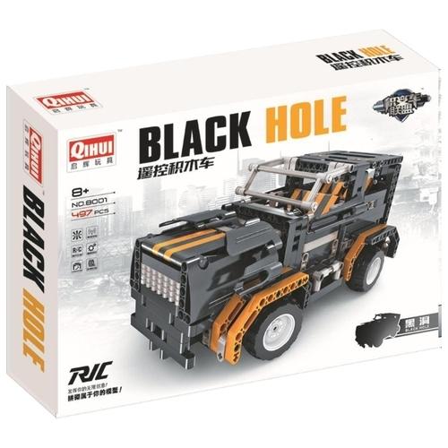 Электромеханический конструктор QiHui Auto Bricks Union 8001 Черная дыра
