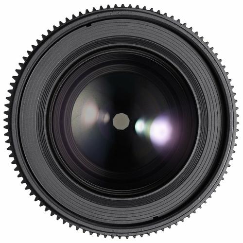 Объектив Samyang 100mm T3.1 VDSLR ED UMC Macro Canon EF