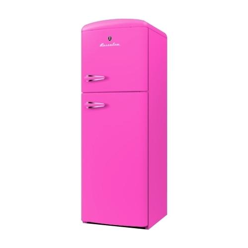 Холодильник ROSENLEW RT291 PLUSH PINK