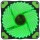 Система охлаждения для корпуса GameMax Galeforce 32 x Green LED