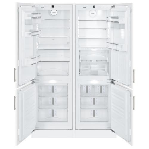 Встраиваемый холодильник Liebherr SBS 66I3 Premium BioFresh NoFrost