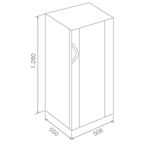 Винный шкаф TEKA RV-51 E (40682003)