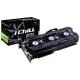 Видеокарта INNO3D GeForce GTX 1070 Ti 1607MHz PCI-E 3.0 8192MB 8000MHz 256 bit DVI HDMI HDCP iChill X4