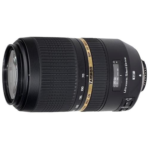Объектив Tamron SP AF 70-300mm f/4.0-5.6 Di VC USD (A005) Nikon F