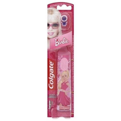Электрическая зубная щетка Colgate Чемоданчик Зубного Защитника Barbie