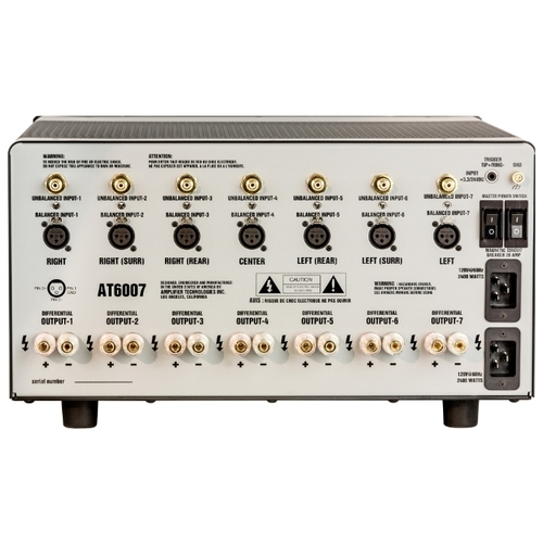 Усилитель мощности ATI AT6007