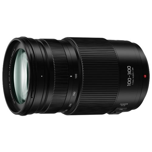 Объектив Panasonic 100-300mm f/4.0-5.6 II O.I.S. Lumix G Vario (H-FSA100300)