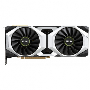 Видеокарта MSI GeForce RTX 2080 SUPER 1830MHz PCI-E 3.0 8192MB 15500MHz 256 bit HDMI HDCP VENTUS OC