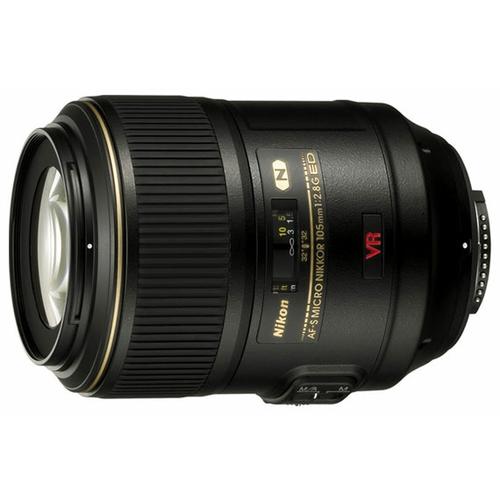 Объектив Nikon 105mm f/2.8G IF-ED AF-S VR Micro-Nikkor