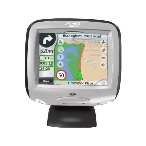 Навигатор Mio C210
