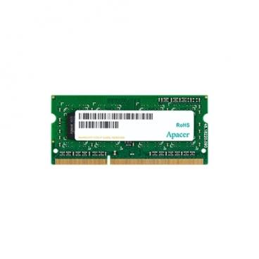 Оперативная память 4 ГБ 1 шт. Apacer DDR3 1600 SO-DIMM 4Gb