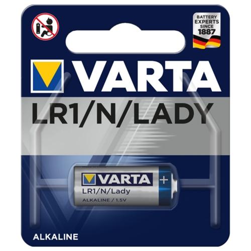 Батарейка VARTA Proffessional LR1