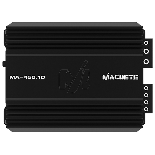 Автомобильный усилитель Alphard Machete MA-450.1D