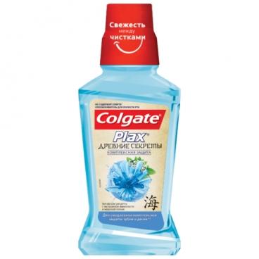 Colgate PLAX Древние Секреты Комплексная защита ополаскиватель для полости рта