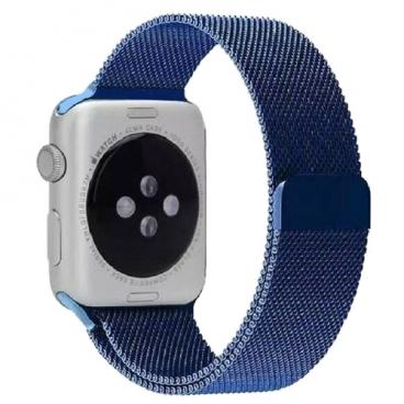Art Case Стальной магнитный ремешок миланское плетение для Apple Watch 42mm