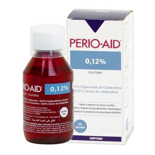 Dentaid Perio-AID 0.12% ополаскиватель