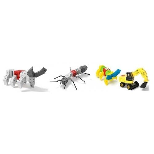 Электромеханический конструктор Tinker Bots Sensoric Mega Set