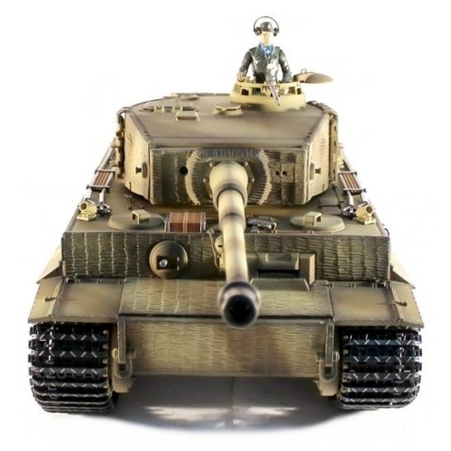 Танк Taigen Tiger 1 Late version (TG3818-1D) 1:16 52 см