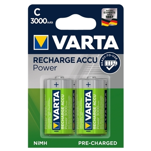 Аккумулятор Ni-Mh 3000 мА·ч VARTA Recharge Accu Power 3000 C