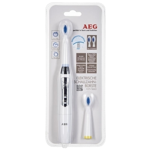 Электрическая зубная щетка AEG EZS 5663