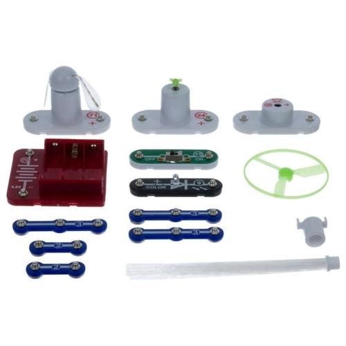 Электронный конструктор Ningbo Union Vision Электронные блоки YJ188180000 8 в 1