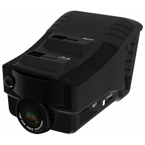 Видеорегистратор с радар-детектором CARCAM Комбо 3