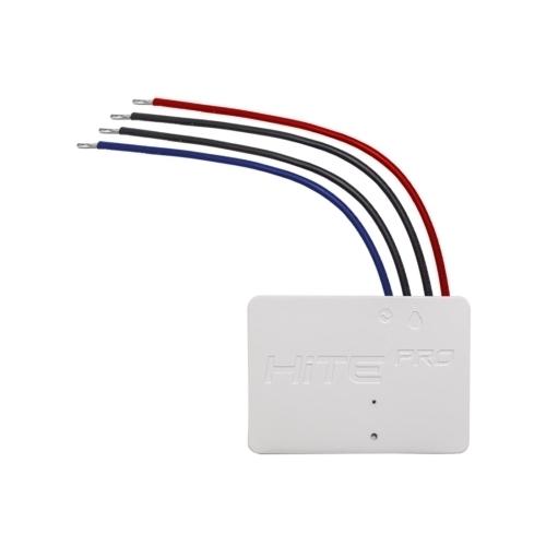 HiTE PRO Комплект (радиовыключатель + реле + рамка) KIT-1, белый