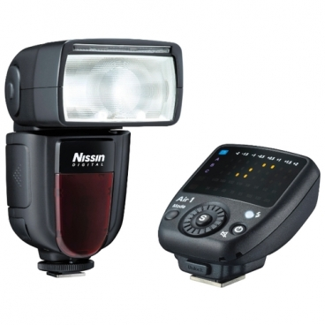 Вспышка Nissin Di700A + Air1 for Sony