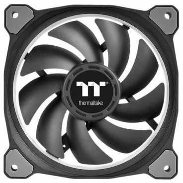 Система охлаждения для корпуса Thermaltake Riing Plus 12 LED RGB Radiator Fan TT Premium Edition (3 Fan Pack)