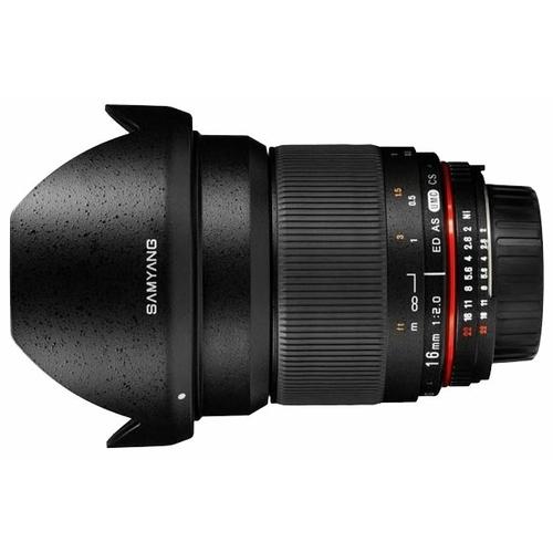Объектив Samyang 16mm f/2.0 ED AS UMC CS AE Nikon F